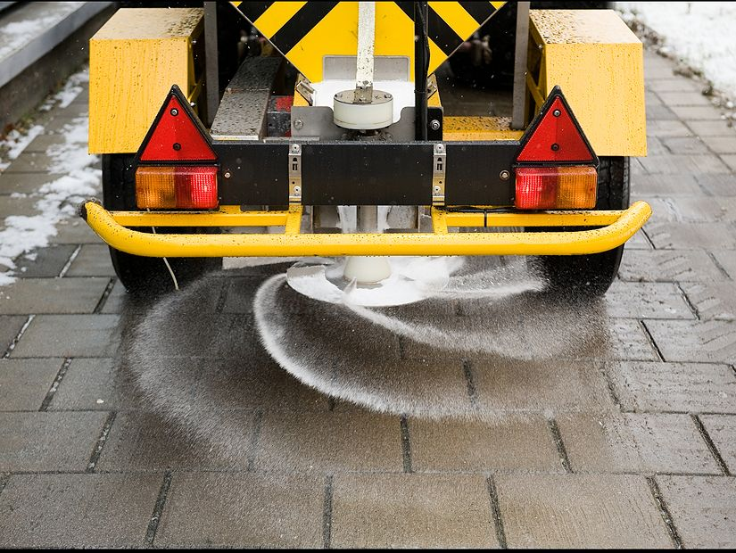 How Salt and De-Icing Chemicals Influences Your Commercial Property's Bottom-Line
